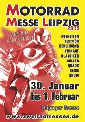 Logo Motorradmesse Leipzig
